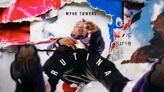 Rutina - Myke Towers (Video)