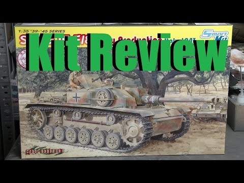 Kit review: Cyberhobby StuG III F/8 in 1/35 scale