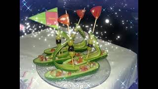 Recalling & Sharing my Precious Memories of Salad Competition in Professional Chef & Cooking Course