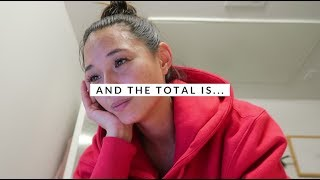How Much Debt I Paid Off In 365 Days   Vlogmas Day 14   Aja Dang