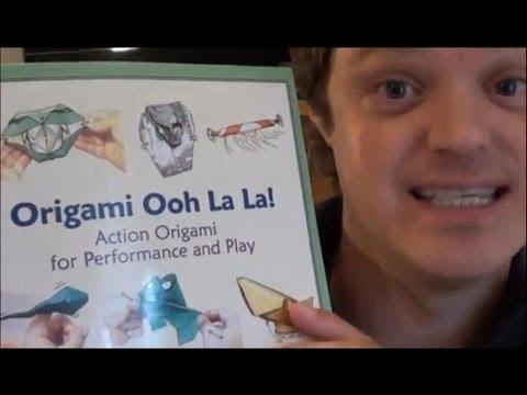 Just Got Origami Ooh La La