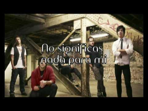 Simple Plan You Don't Mean Anything (traducida al español)