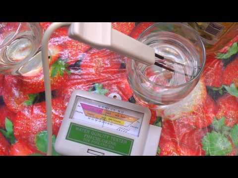 Chlorine meter PH meter - Medidor de cloro e ph da água