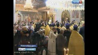 Тысячи верующих пришли поклониться деснице святителя Спиридона Тримифунтского