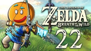Let's Play #22 Zelda Breath of the Wild EXPERT (Améliorations d'équipements / Lynel d'or)