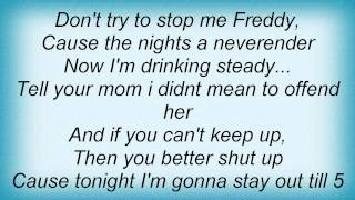 Donnas - 5 O'clock In The Morning Lyrics