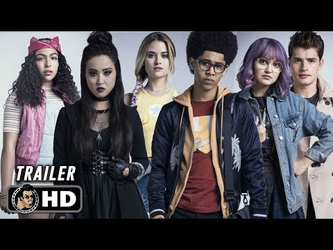 MARVEL'S RUNAWAYS Season 3 Official Announcement Trailer (HD) Hulu Superhero Series