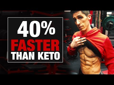 Proven Method for Losing Weight (FORGET KETO!)