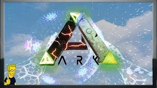 GAIA UPDATE!! HARPOON TRANQ DART & FLAGS - ARK: Survival THE VOLCANO