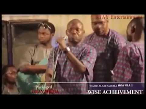 Wasiu Alabi Pasuma & Sefiu Alao 4 INUMIDUN SQUAD Latest 2016
