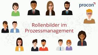 Rollenbilder im Prozessmanagement-Youtube