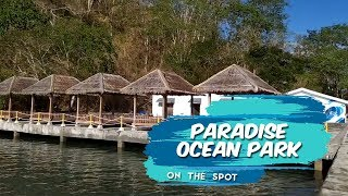 Paradise Ocean Park, Menikmati Snorkeling di Area Paradise Hotel Golf & Resort