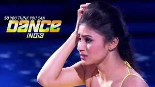 OMG! Mouni Roy CRIES On So You Think You Can Dance Sets