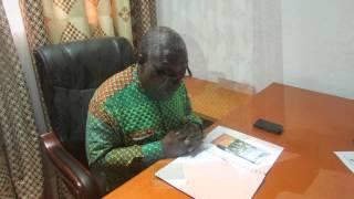 Interview de M Gbanta Laurent, Président du COSCI par le CCM CI