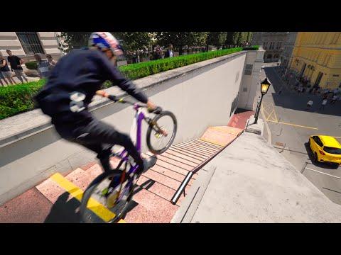 רכיבת אופניים אורבנית בעיר הציורית וינה