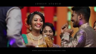 Yogaraj + Shamini- Cinematic Reception Highlight by Jobest