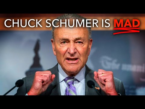 "Chuck Schumer Promises Republicans They'll ""Regret"" Barrett Confirmation (They Won't)"