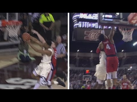 Ole Miss & Mississippi State Provide Must See Highlight Dunks But Which Is Better?   CampusInsiders