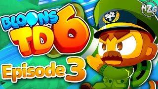 NEW Bloons Game! - Bloons TD 6 Gameplay Walkthrough - Episode 1