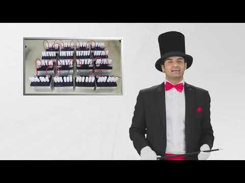 Tutorial 04: Hybrid Battery Vs Conventional Battery