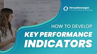 How to Develop Key Performance Indicators