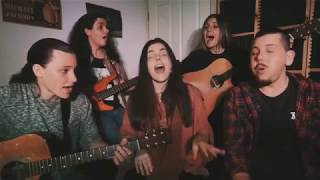 The Fergies - I'll Be There For You (Friends Theme Song) - The Rembrandts Cover