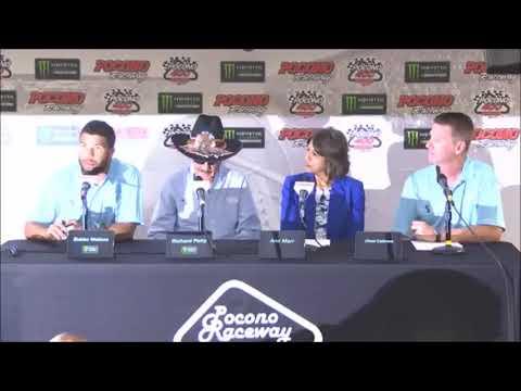 2019 NASCAR Pocono Monster Cup pre-race Q&A