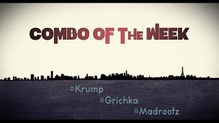 Combo Of The Week 4 Grichka | Tutorial Krump