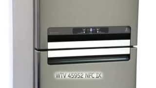 Whirlpool Fridge-Freezer - WTV 45952 NFC IX