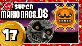 NEWER SUPER MARIO BROS. DS Part 17: Pokémon Angry Sun & Angry Moon
