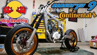 DIY Tubeless Conversion   XR650R Supermoto Build #6