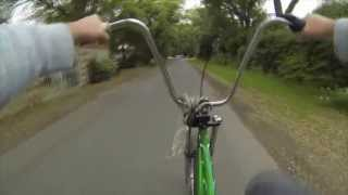 preview picture of video 'Test GoPro Hero 3 Black Edition Rat Fink cruising'