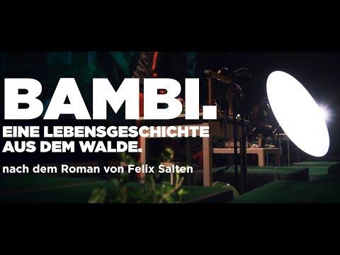 BAMBI. EINE LEBENSGESCHICHTE AUS DEM WALDE. nach dem Roman von Felix Salten - Premiere 20.10.2019