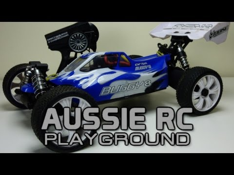 Review: Ofna Buggy8 1/8 scale 4WD Buggy RTR