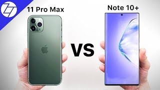 Video iPhone 11 Pro Max VS Samsung Galaxy Note 10 Plus - Which One to Get? MP3, 3GP, MP4, WEBM, AVI, FLV September 2019