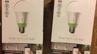 TP-Link Smart Wi-Fi LED Light Bulb LB110 Works with Amazon Alexa