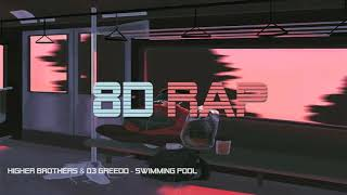 Higher Brothers & 03 Greedo   Swimming Pool 8D ( 8D RAP ) 8d music 2019