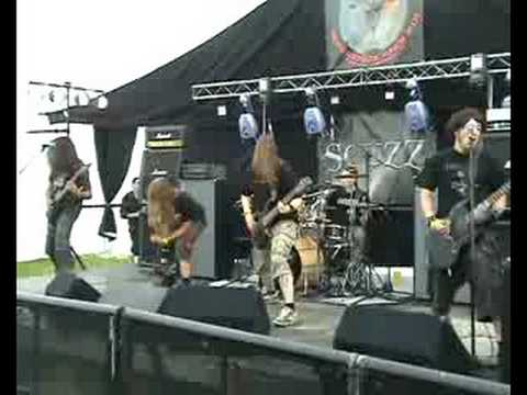 DENOUNCE - Bloodstock 2008 - Of Ghosts In Shadows