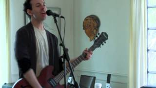 "Anthony Lucio ""Face Is Waterfalls"" rehearsal 3/18"