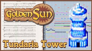 "New Arrangement: ""Tundaria Tower"" from Golden Sun: The Lost Age (2002)"