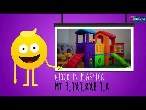 Giochi Per Ludoteche: Ecco Il Nostro PlayCenter Multigioco
