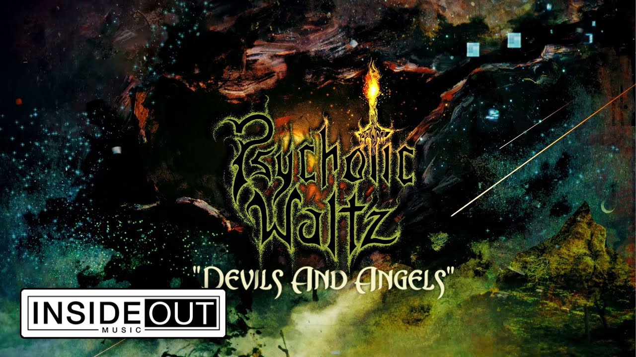 PSYCHOTIC WALTZ - Devils and angels