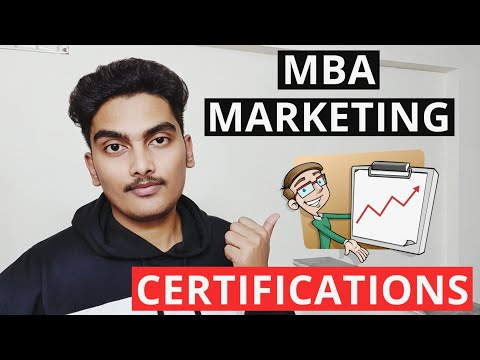 Certification Courses for MBA Marketing | Free & Paid | MBA ...