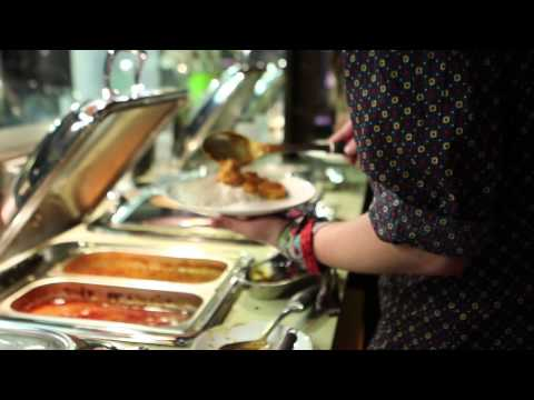 Peachy Keens - all you can eat Indian Buffet with UK's only table Barbeque!