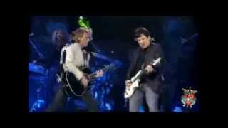 "BON JOVI ""That what the water made me"" - live (with lyrics)"