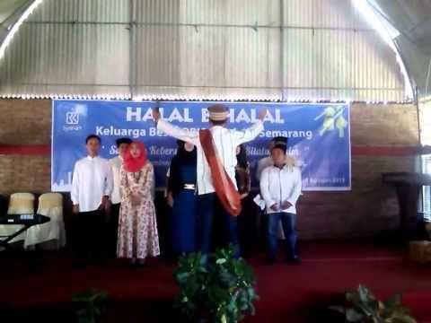 Yel Yel BRI Syariah KCP Demak 2015