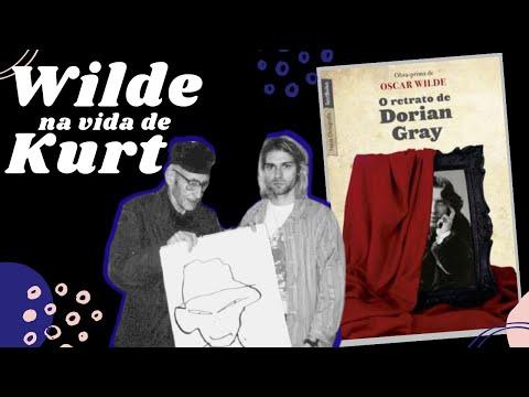 O RETRATO DE DORIAN GRAY - Oscar Wilde | Leitura de Kurt Cobain #3 | Curiosidades e relações