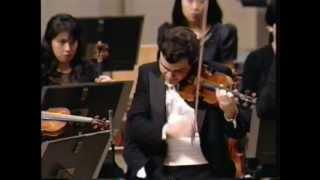 Sibelius: Violin Concerto in D minor, Op. 47 - III. Allegro ma non tanto, Violin: Gil Shaham