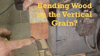 Steam Bending Heavy Wood | Bending Vertical Grain Oak | Engels Coach