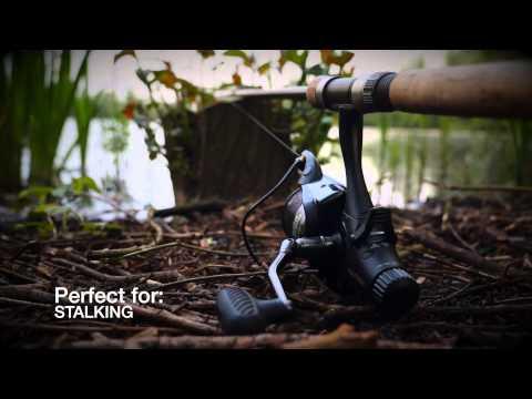 Fox EOS 10000 - távdobó orsó videó